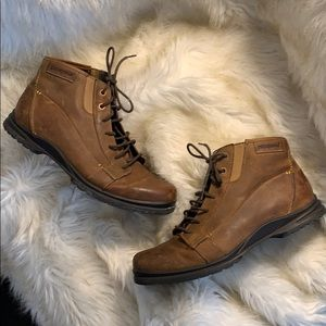 Patagonia Waypoint Leather Boots